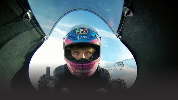 Can Guy Martin break the world record?