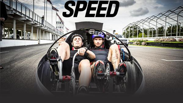 Speed with Guy Martin Season One