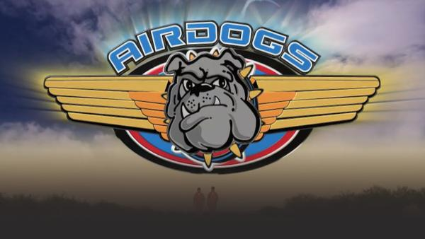 The airdogs train for the Red Bull Racing Circuit