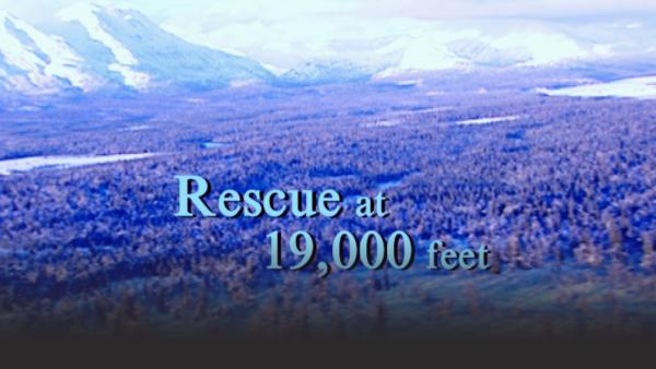 Rescue at 19,000 Feet