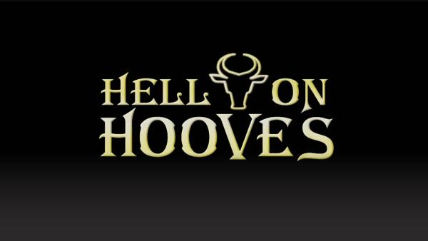 Hell on Hooves rodeo TV series