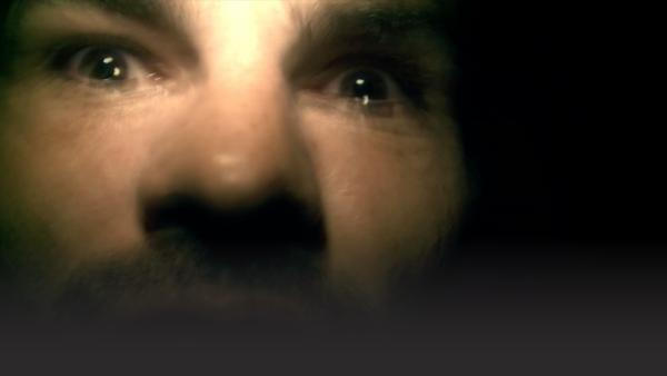 Charles Manson and his hypnotic eyes