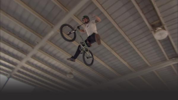 Allen Cooke freestyle biking
