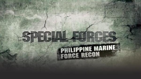 Philippine Marine Force Recon