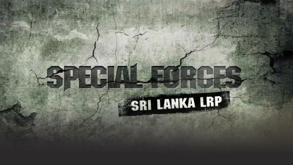 Special Forces TV Series Sri Lanka LRP