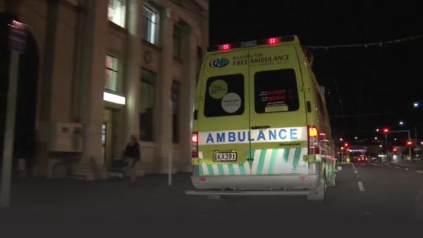 Ambulance crew races to save injured partiers