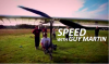 Speed with Guy Martin human powered aircraft record